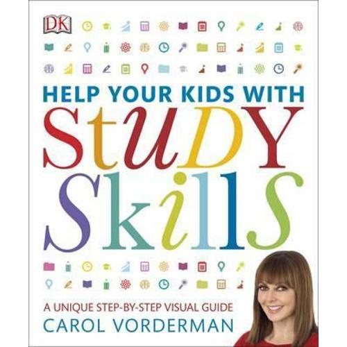 Help Your Kids with Study Skills : A Unique Step-by-Step Visual Guide