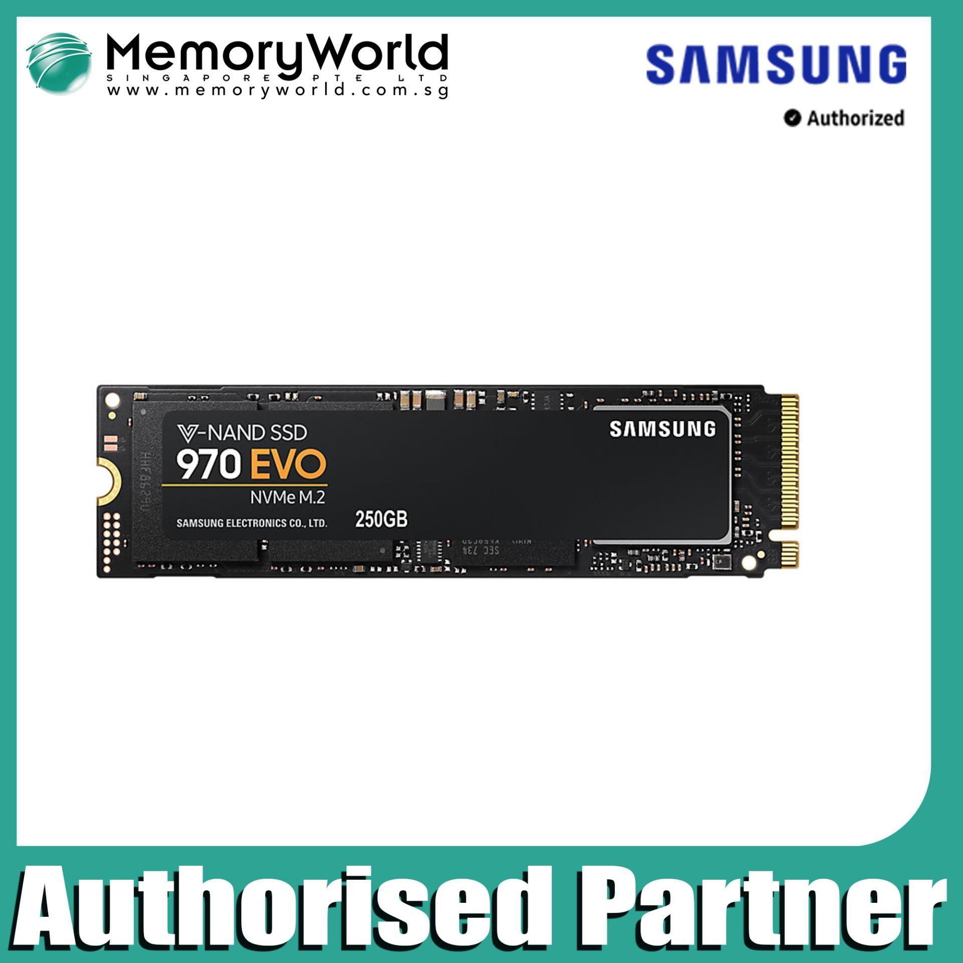 Discount Samsung 970 Evo V Nand M 2 Ssd Nvme 1 3 Pheonix Samsung Singapore