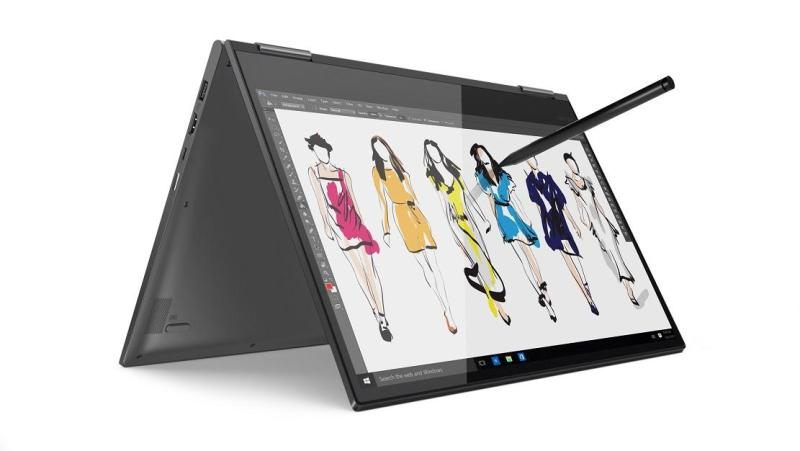 Lenovo YOGA 730  i7-8550U Windows 10 Home 8GB DDR4 RAM + 512GB SSD Integrated Graphics 13.3INCH FHD IPS Multi-TouchDisplay with Pen SupportIron Grey