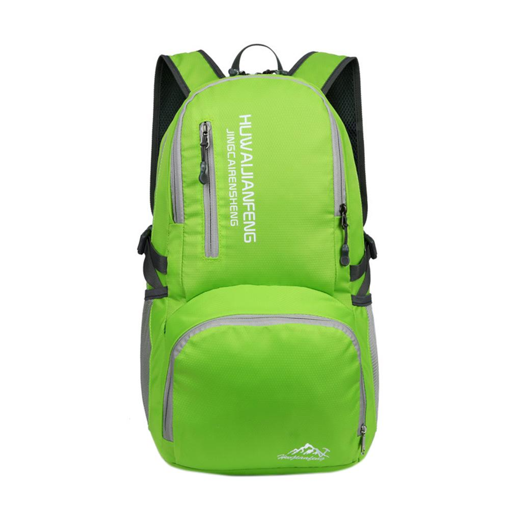 How To Get Ultra Light Folding Bag Large Capacity Waterproof Travel Backpack For Man Woman