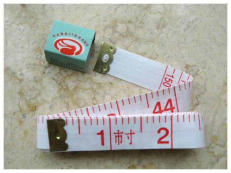 High Quality Measuring Tape 1.5m Sewing Ruler Tape Home Essential Height Rod Double-Sided Measuring