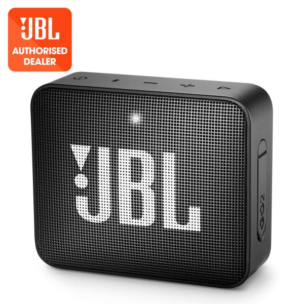 JBL Go 2 Portable Bluetooth® Speaker Singapore