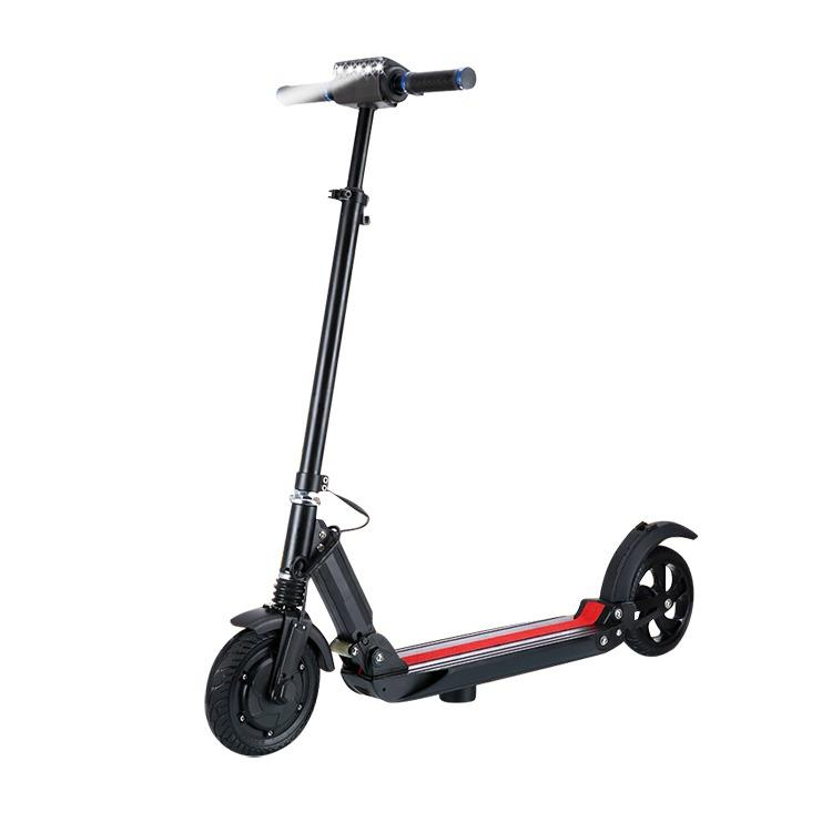Sale Lta Compliance Electric Scooter Light Weight E Lite Scooter Foldable And Light Weight Electric Skate Scooter Black Genconnect Pte Ltd Branded