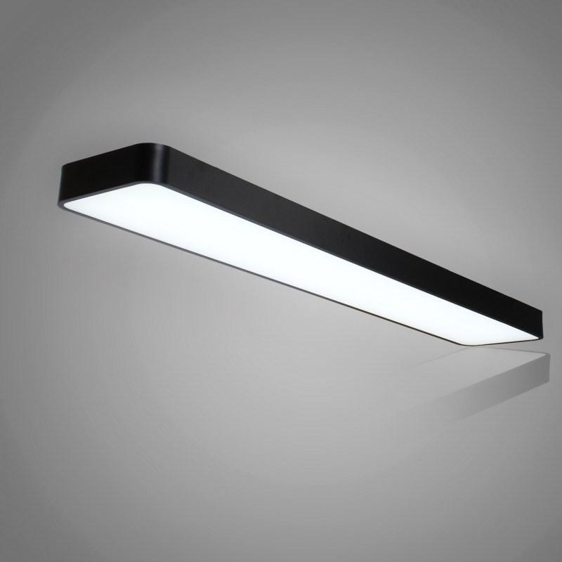 Kailong led Ceiling Lamp Office Living Room Long Modern Minimalist Rectangular Hallway Terrace/Patio Entrance Hallway