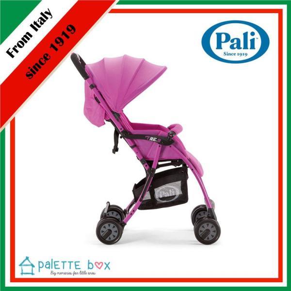 Pali Lightweight Stroller - Tre.9 2018 Ver Singapore