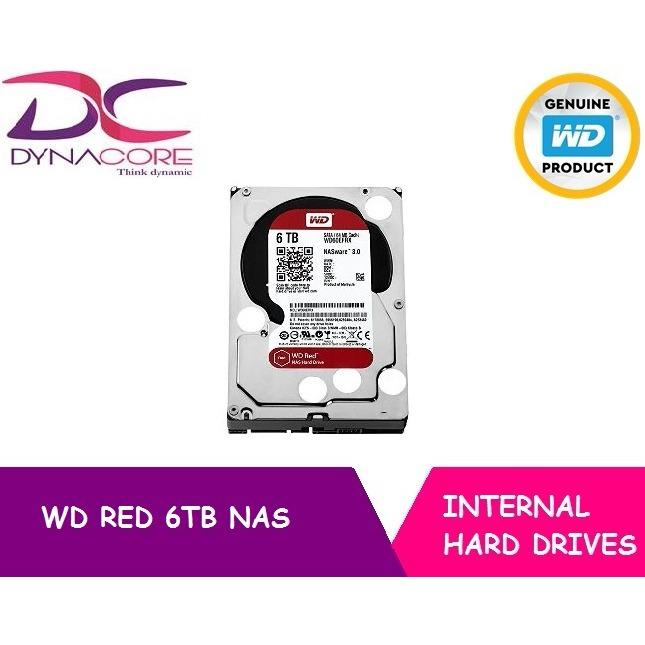 Cheap Western Digital Wd Red 6Tb 3 5 Nas Internal Hard Drive Online
