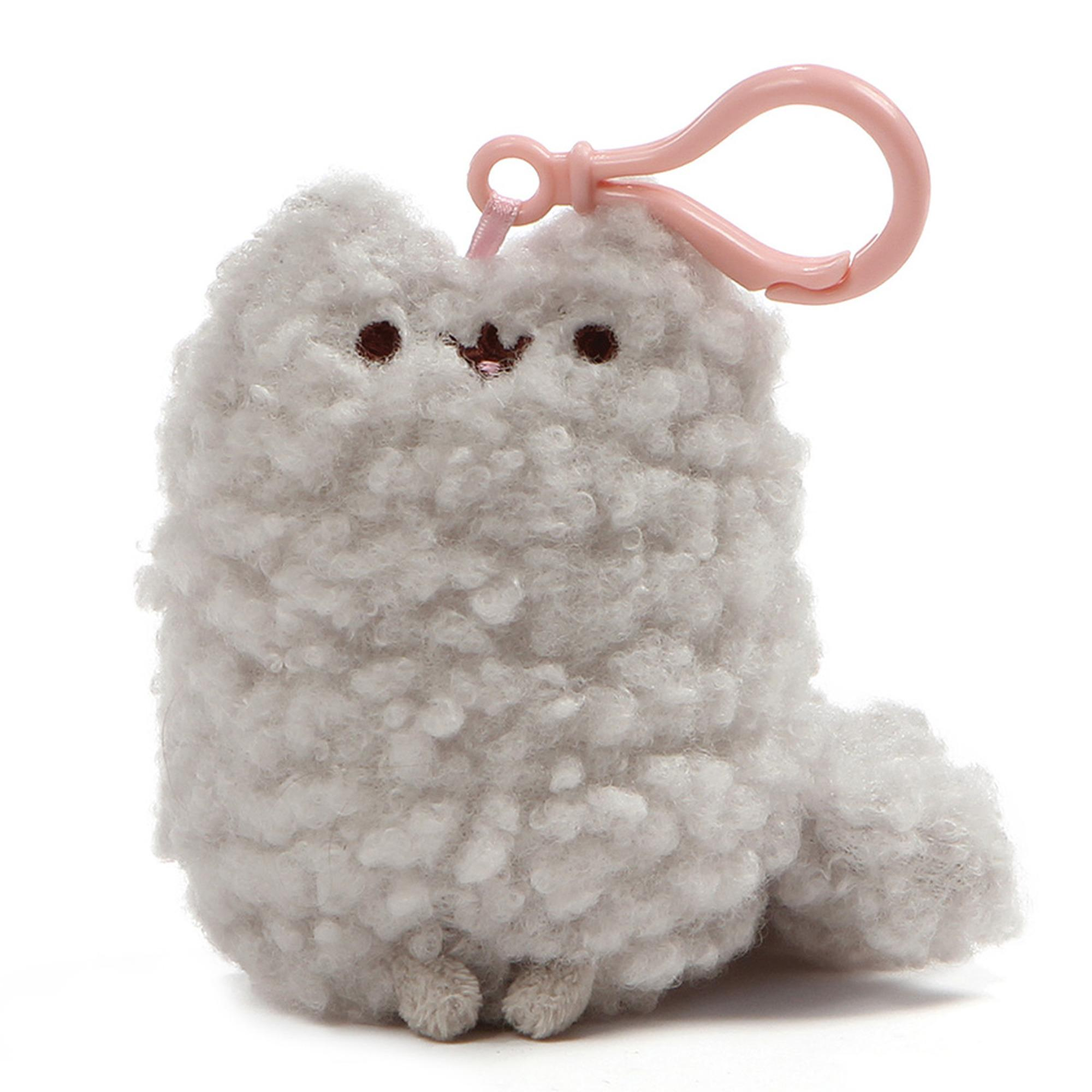 Buy Pusheen Plush Cats Stuffed Toys Gund Sushi Stormy Backpack Clip 5 Inches