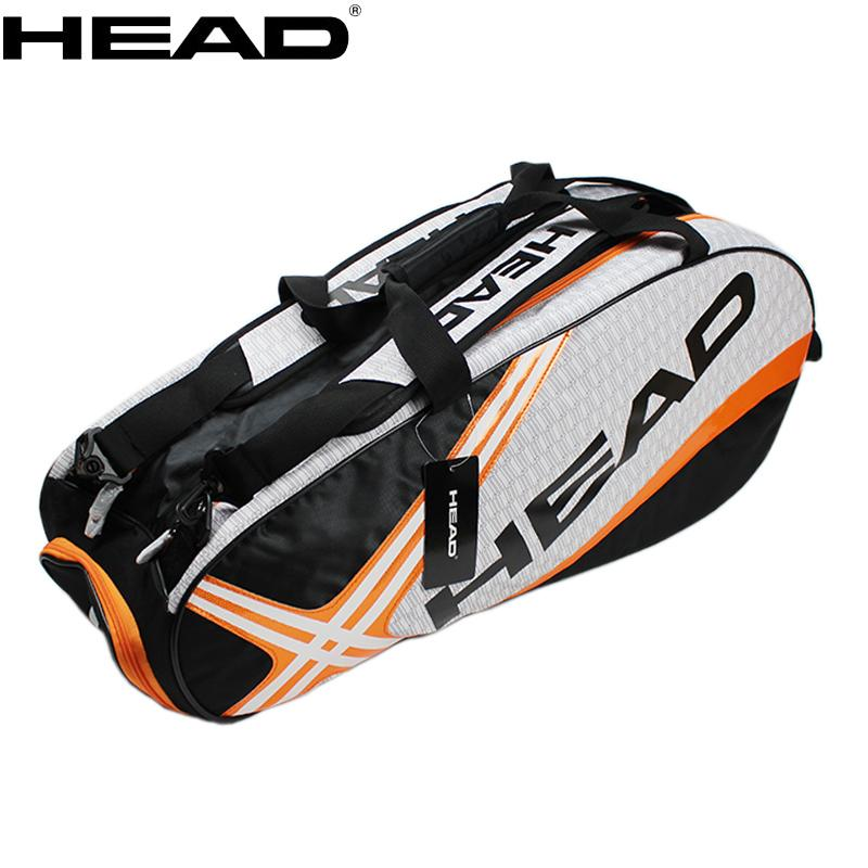 Head Multi-Use 3-4 Pack Tennis Racket Bag/9 Pack Badminton Bag By Taobao Collection.