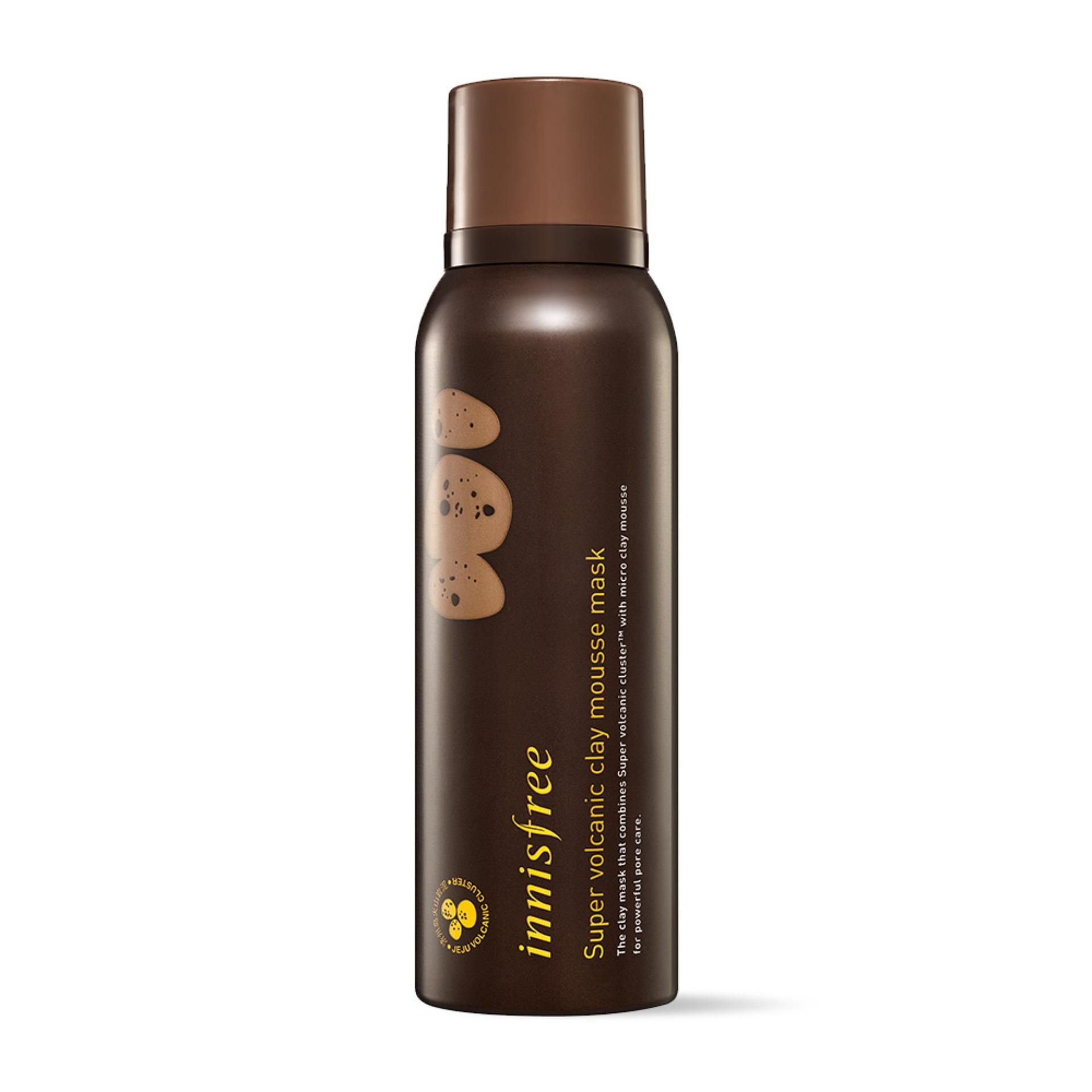 Compare Prices For Innisfree Super Volcanic Clay Mousse Mask 100Ml