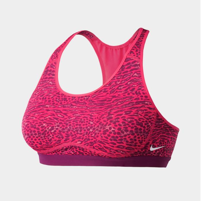 f712b1ceb1e9e8 Nike Pro Fierce Venom Training Sport Bra - Women (Purple Pink) 682877-616