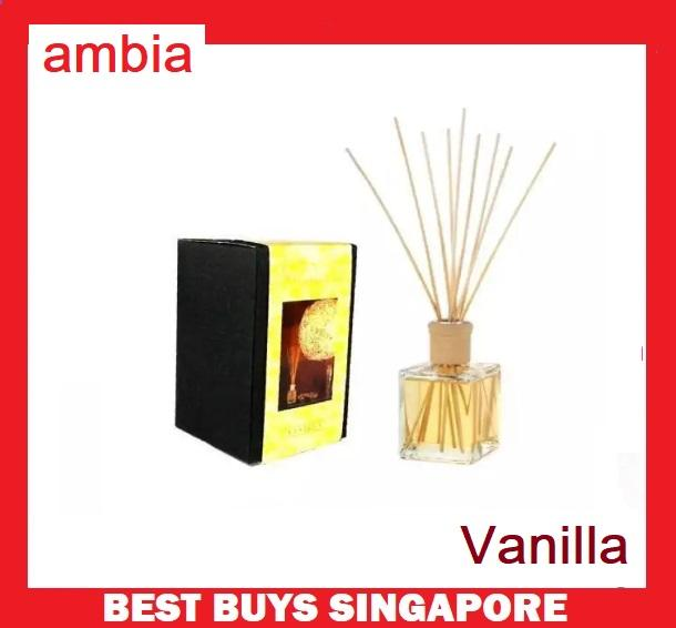 Aromatherapy Reed Diffuser Essential Oil 200ML Natural Scented Fragrance Oil (Vanilla)