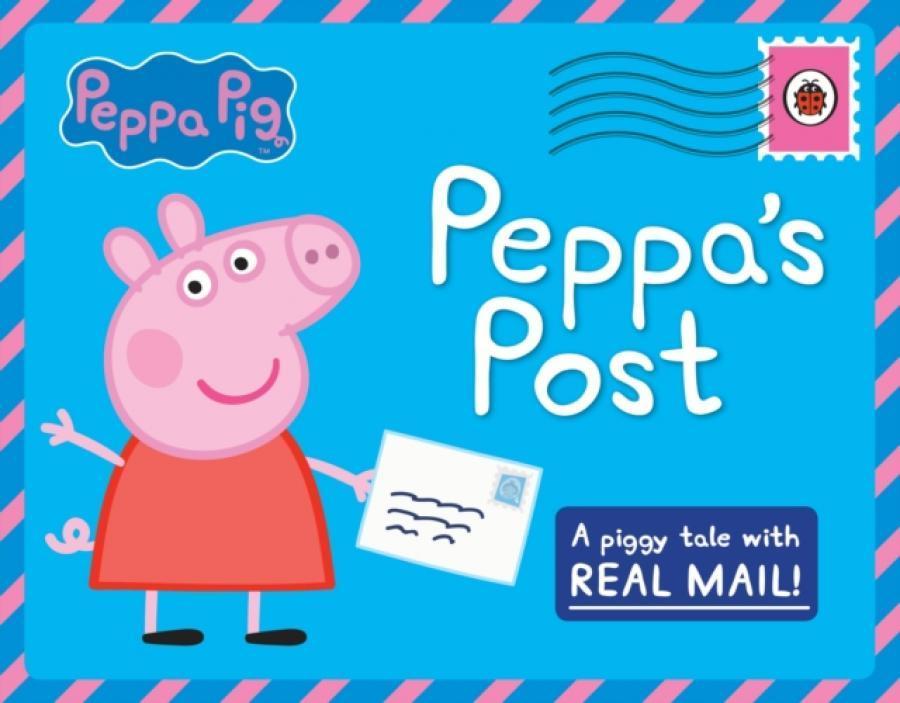 Peppa Pig: Peppas Post (ISBN: 9780241201503)