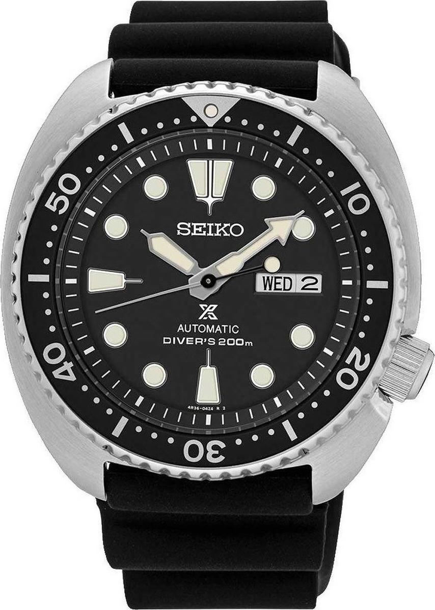 Seiko SRP777K1 Prospex Classic Turtle Diver 200M Automatic Mens Watch