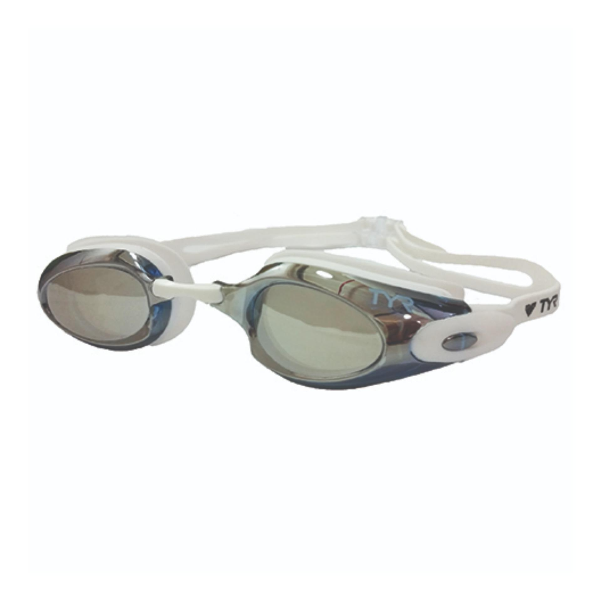 Tyr Aquaflex Evo Metallised Goggles Shopping