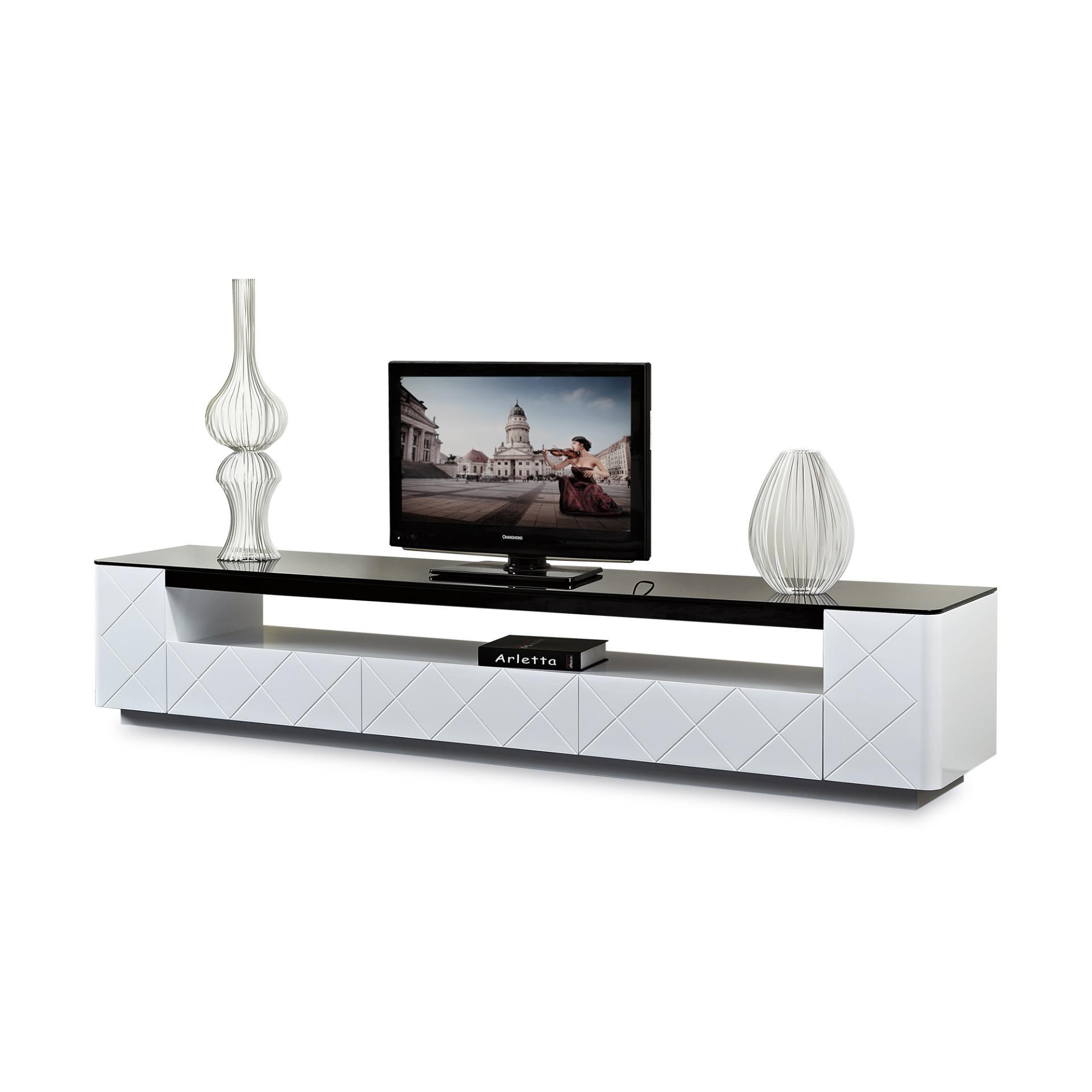 Cyril TV Cabinet 2.1m (FREE DELIVERY)(FREE ASSEMBLY)