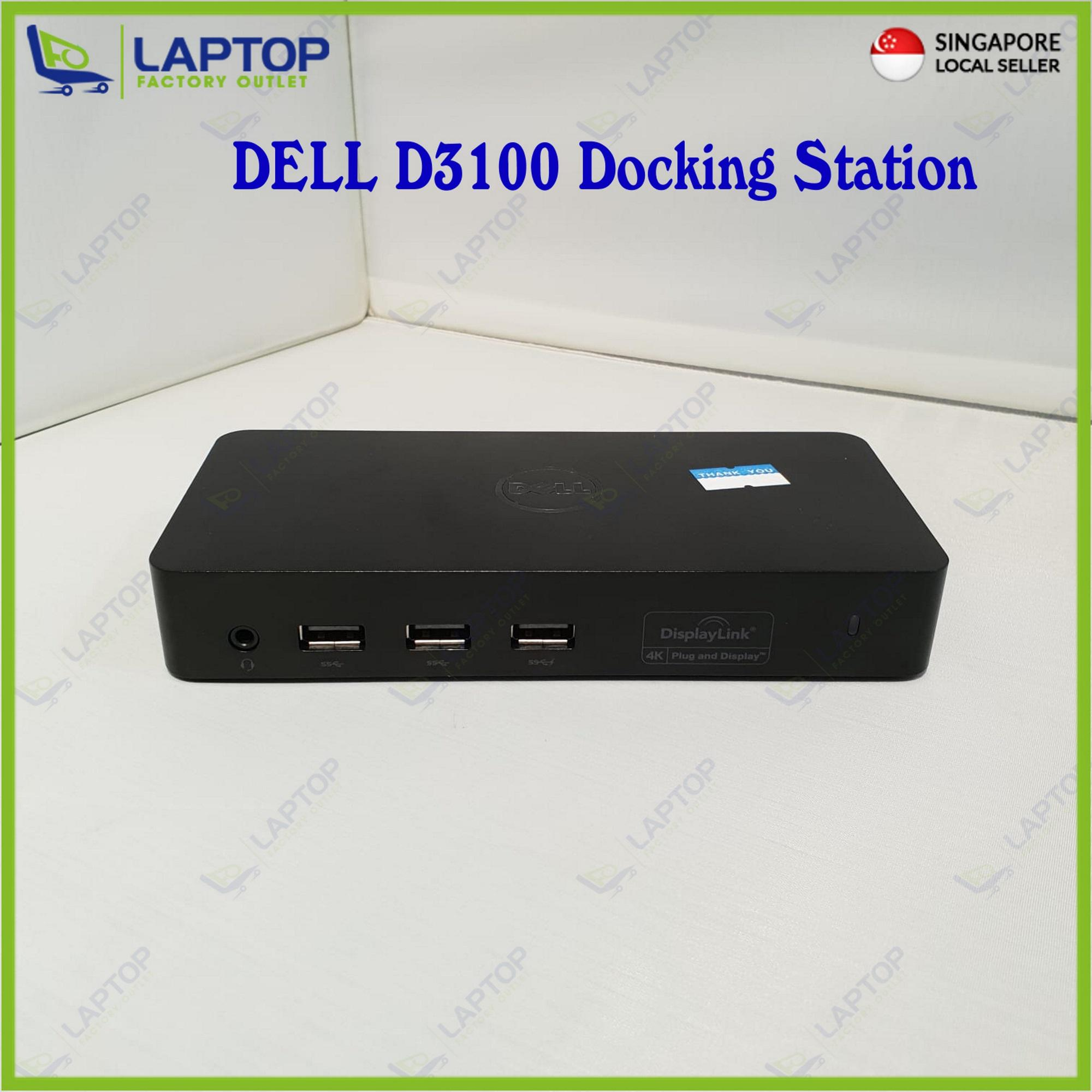 DELL D3100 Docking Station @Deal Clearance@ Preowned [Refurbished]