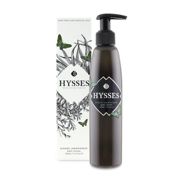 Buy Hysses Ginger Lemongrass Body Lotion 220ml Singapore