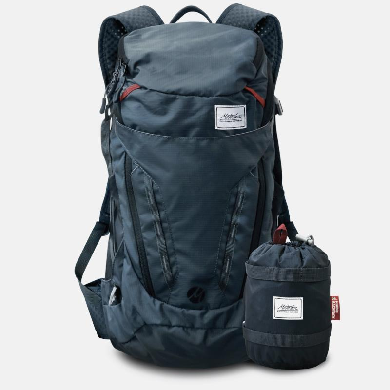Matador Beast Backpack 28 Liters Outdoor Trekking Camping Hiking Travel Pocketable Water Resistant By X-Boundaries.
