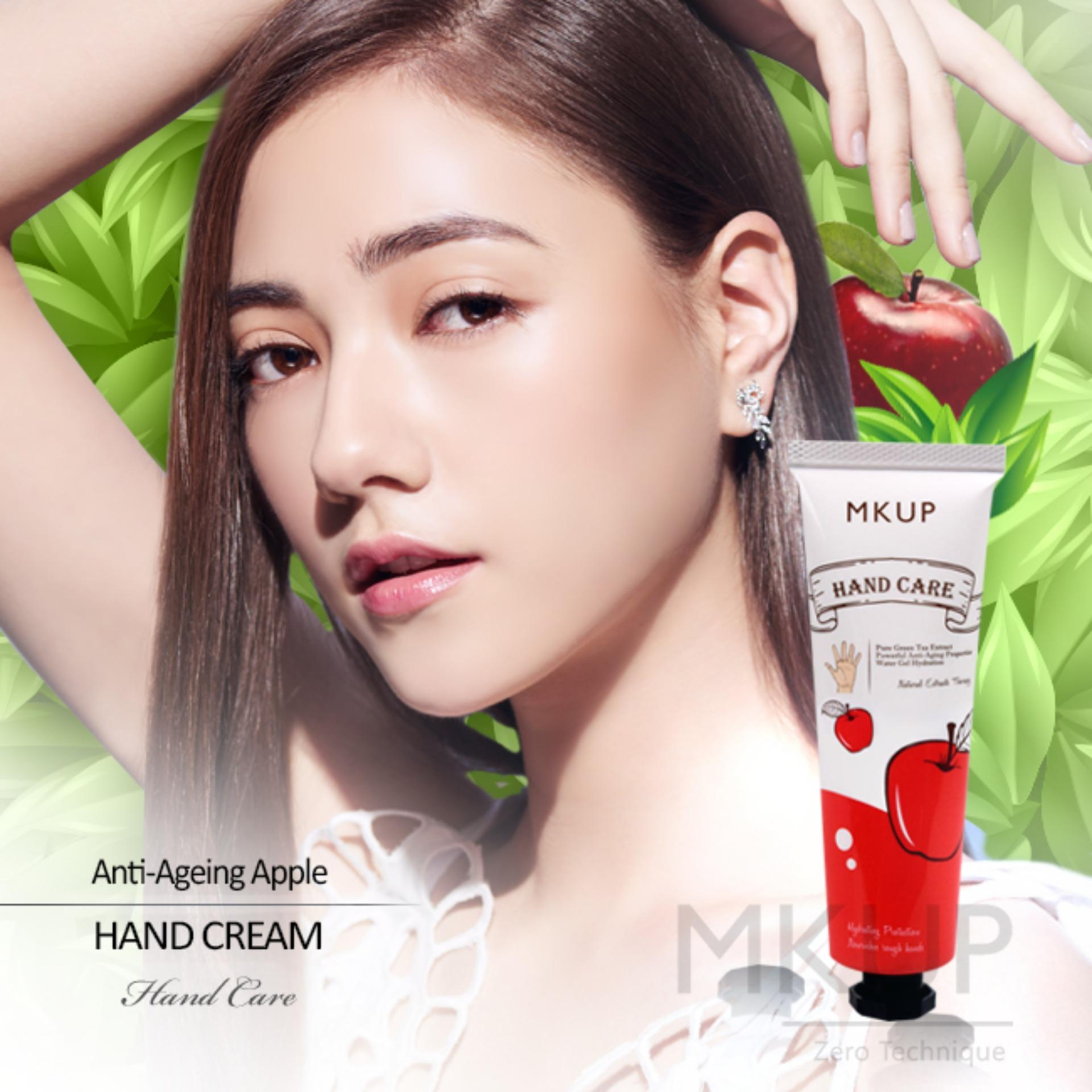 Buy Mkup® Hand Cream Anti Ageing Apple Hand Cream Mkup Original