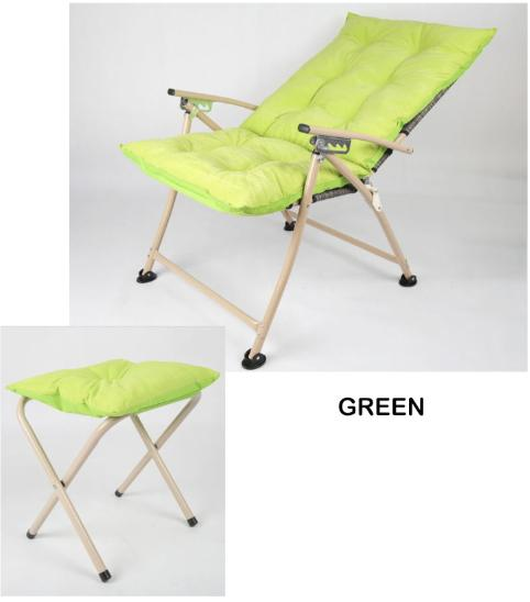 Tina Folding Lounge Chair Set