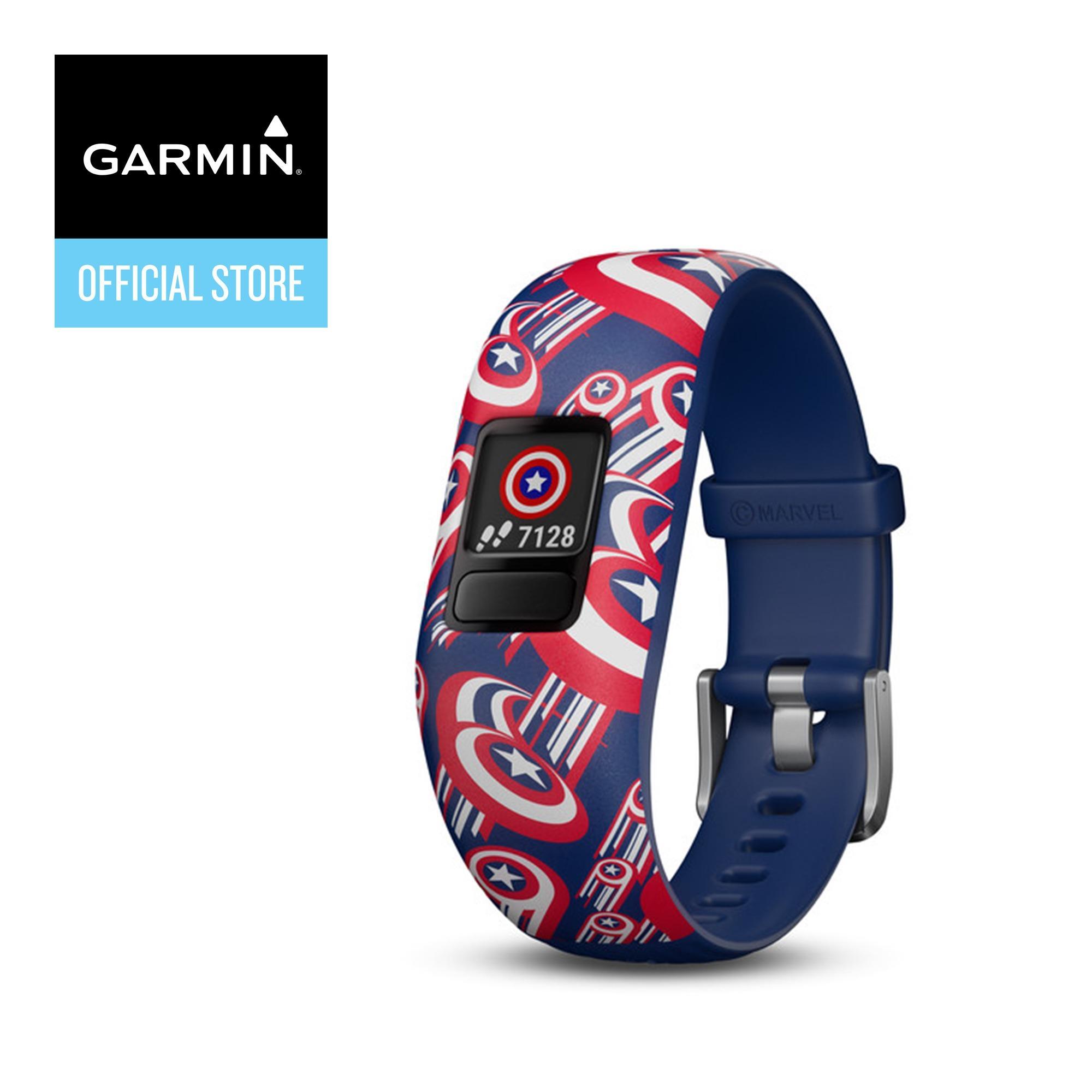 Garmin Vivofit Jr 2 Adjustable Captain America