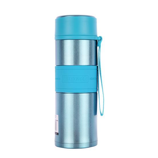 IMPACT 340-4057 340ml Japan Nano Ion Energy Stainless Steel Screw Lid Water Bottle