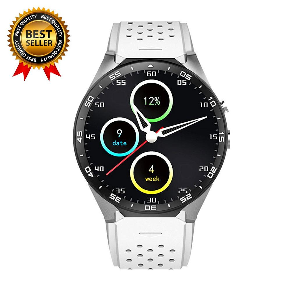 104be7d05 leegoal KW88 3G WIFI Smartwatch Cell Phone All-in-One Bluetooth Smart Watch  Android
