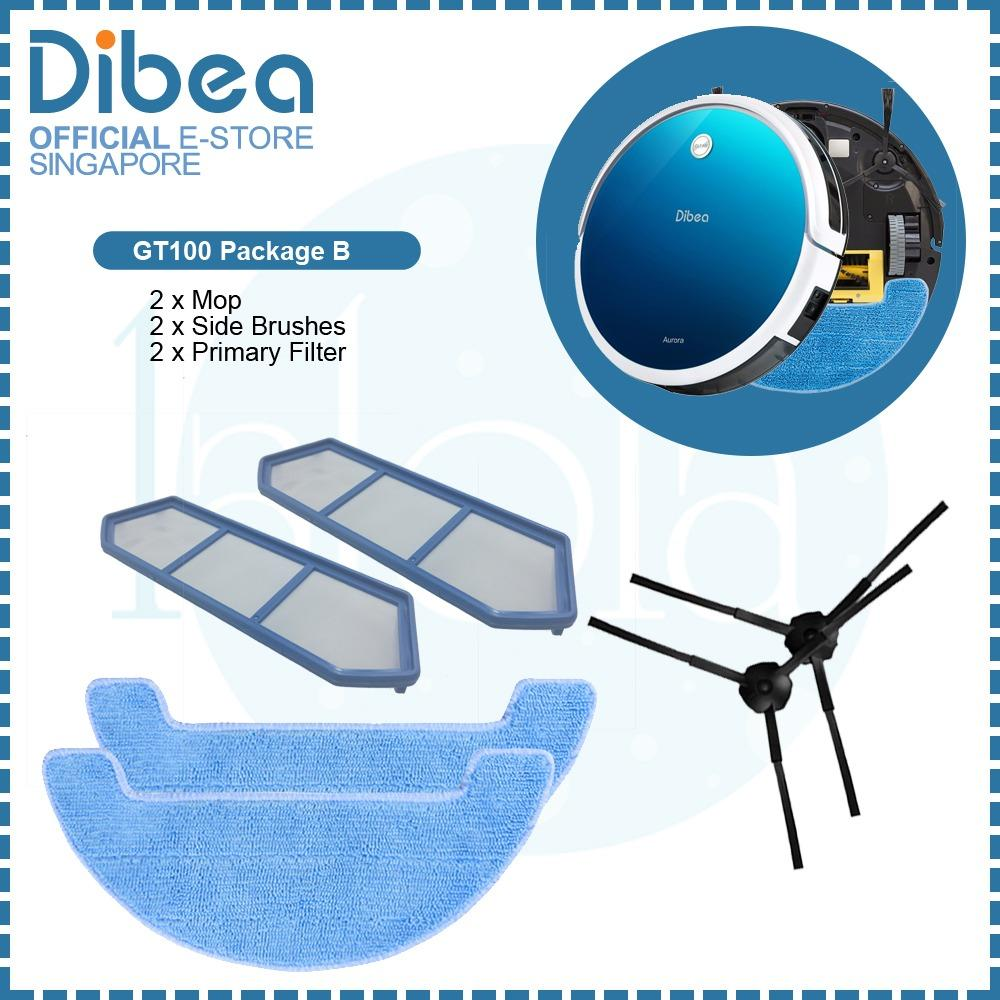 Compare Price Dibea Gt100 Package B On Singapore