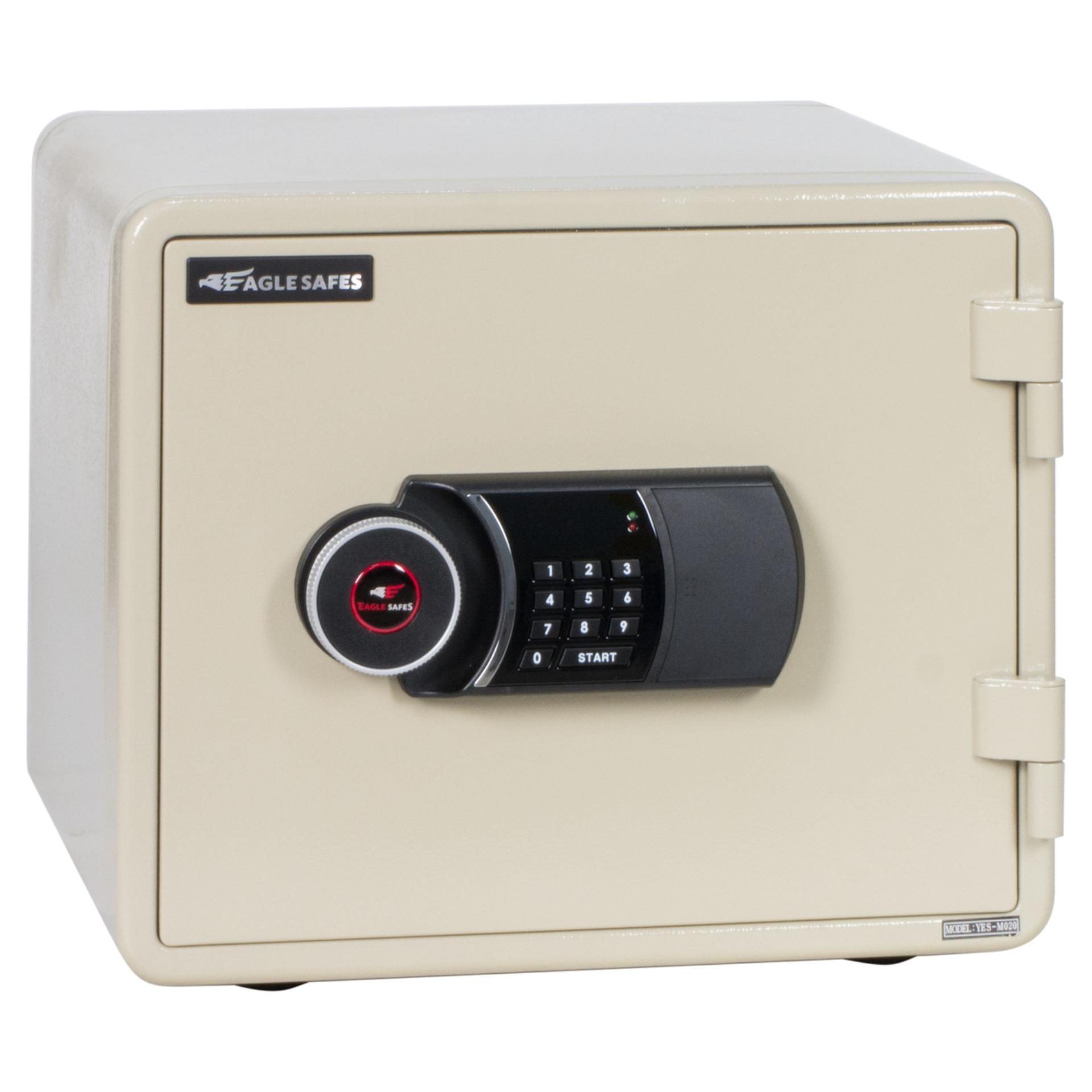 Eagle Safe Electronic Safes ESM-020 H360 W424 D423 (Beige)