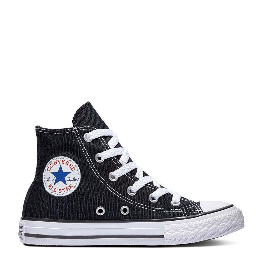 CONVERSE CHUCK TAYLOR ALL STAR HI - BLACK - 3J231C 1c5f36e205