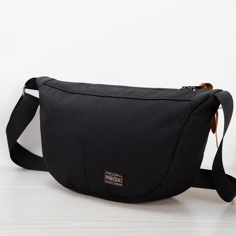 Head Porter Shoulder Bag Men s Messenger Bag Japanese-style Street Fixed  Gear Messenger Bag Simple 5f4251aa0aa33