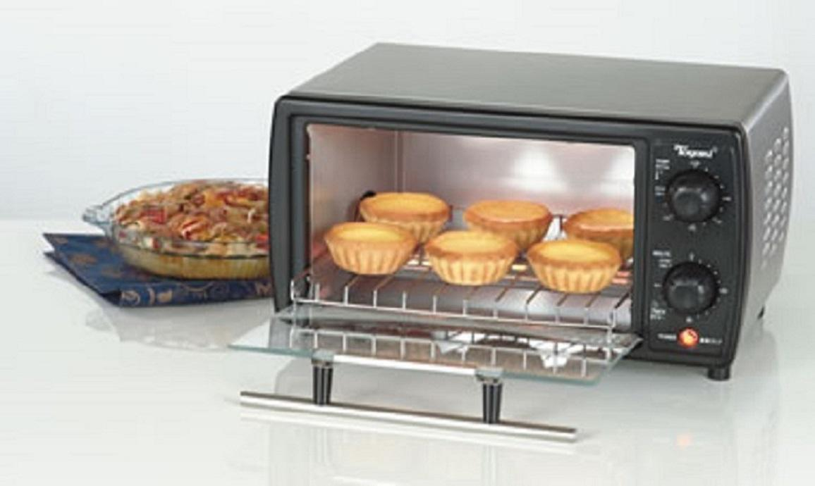 TOYOMI Toaster Oven with Stainless Steel Body 9.0L [Model: TO977SS]