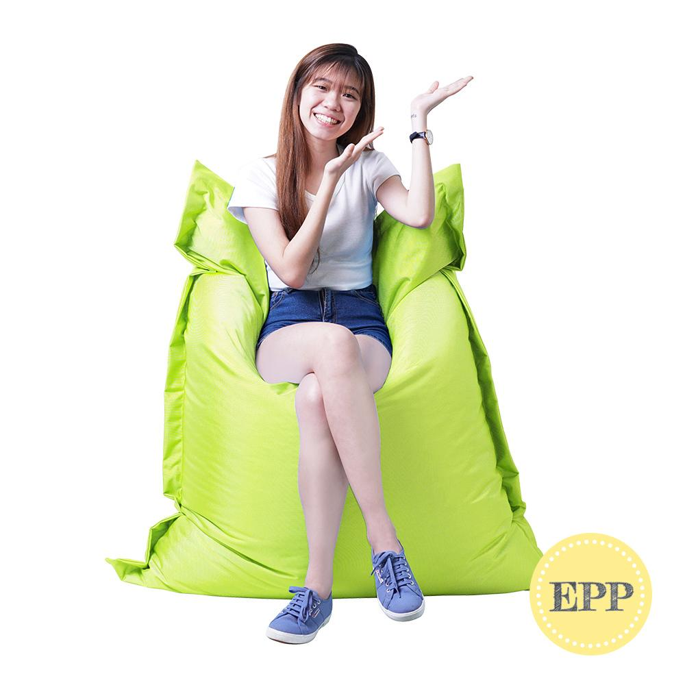 Versa bean bag by SG Beans (EPP beans filling)