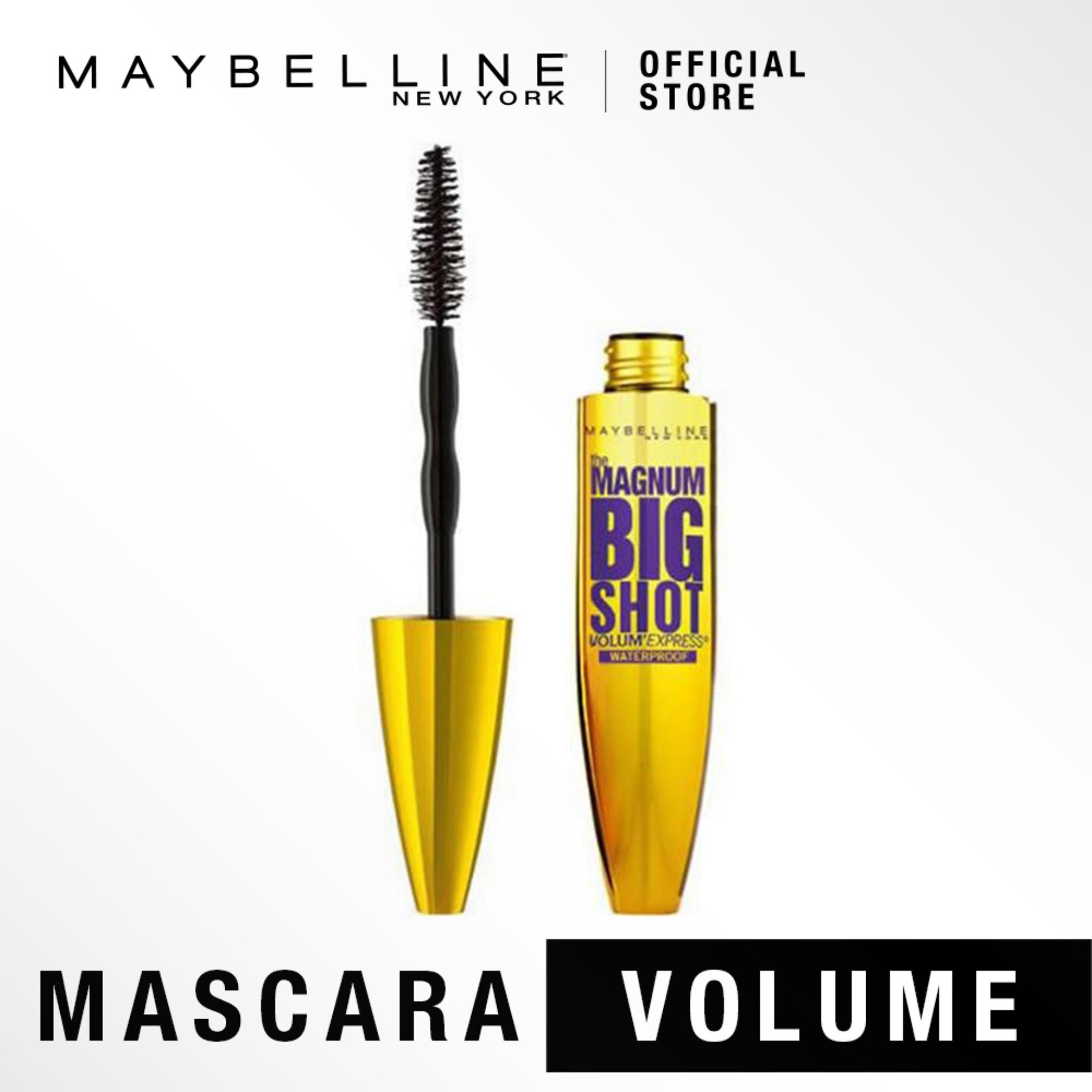 dbdc212cb6a Volume Express Magnum Big Shot Mascara - Black (Waterproof) by Maybelline