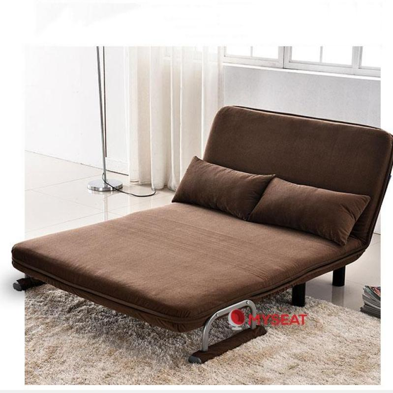 Foldable Sofa Bed With Stainless Steel Handles
