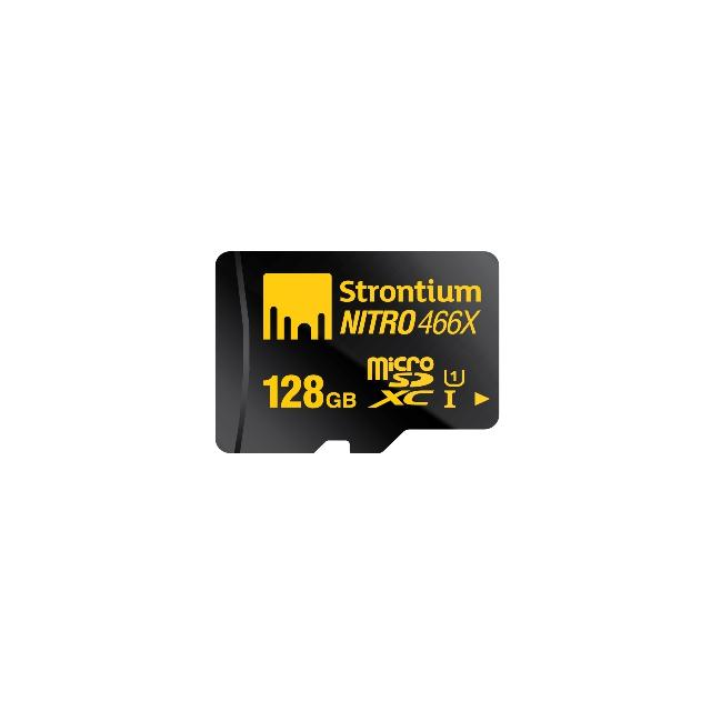 Where To Shop For Strontium 128Gb Micro Sd Nitro 466X 70Mb S Uhs 1 Retail Card Only