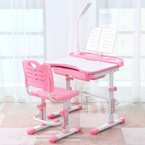 [One Mart][JK] ★ Kids Ergonomic Study Desk + Chair ★ Adjustable • Multipurpose • Better Posture ★
