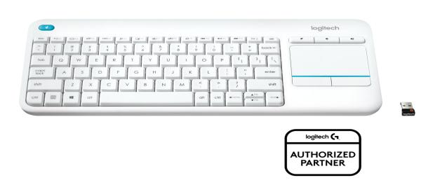 Logitech K400 Plus Wireless Touch Keyboard Singapore