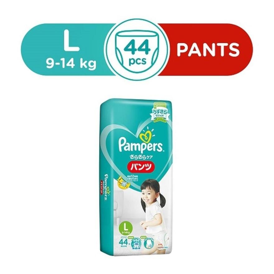 Pampers Baby Dry Pants L44.