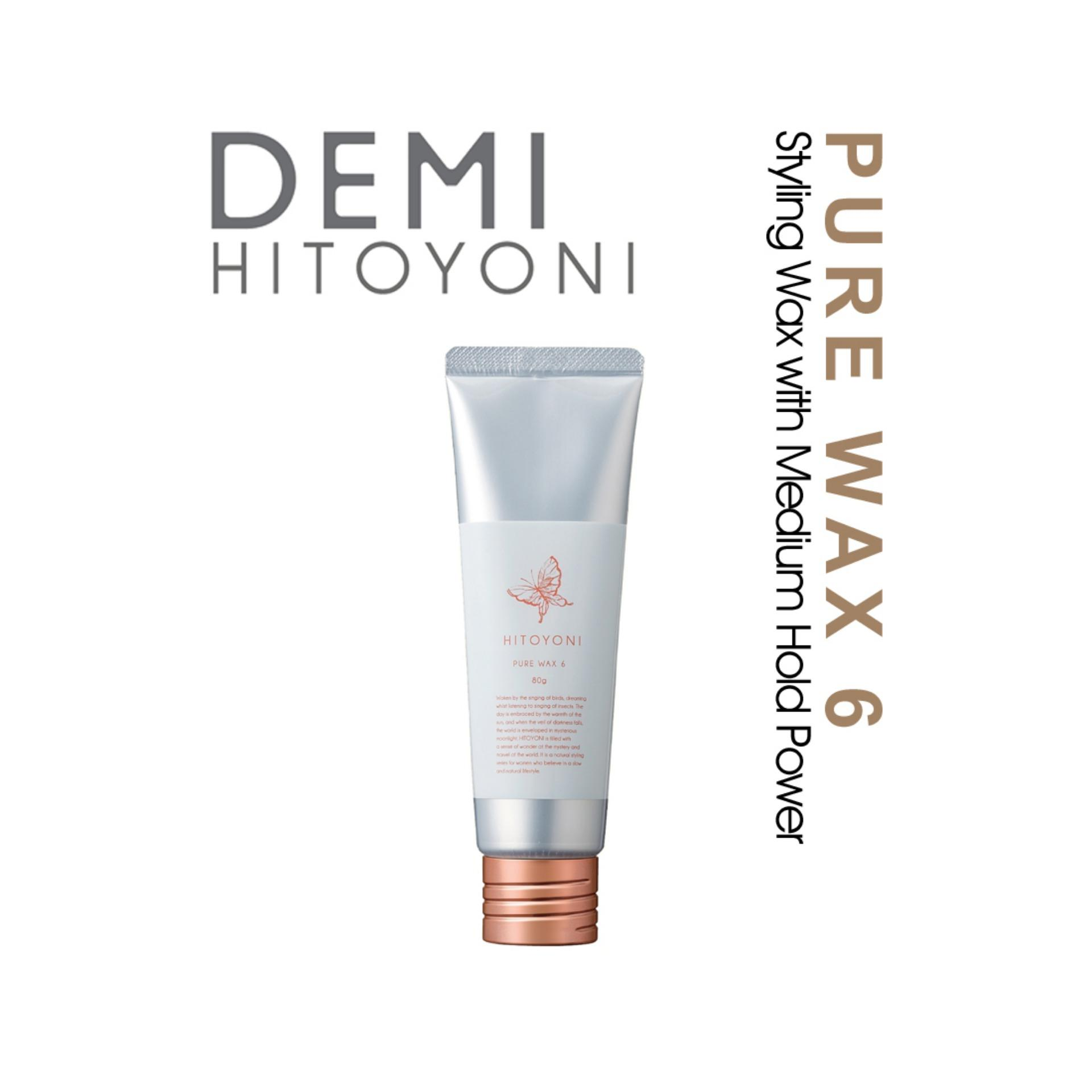 Buy Demi Hitoyoni Pure Wax 6 80g Singapore