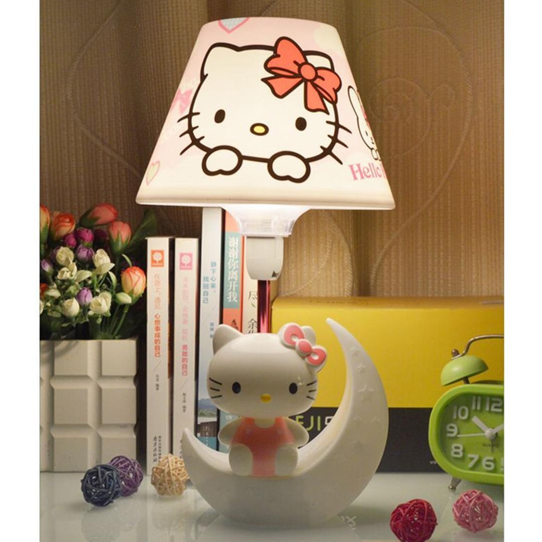JIJI (Bedside Cartoon Lamp) / Bedside Lamp / Deco Lamp / Night Light/ Hello Kitty / Minions / Doraemon / (SG)