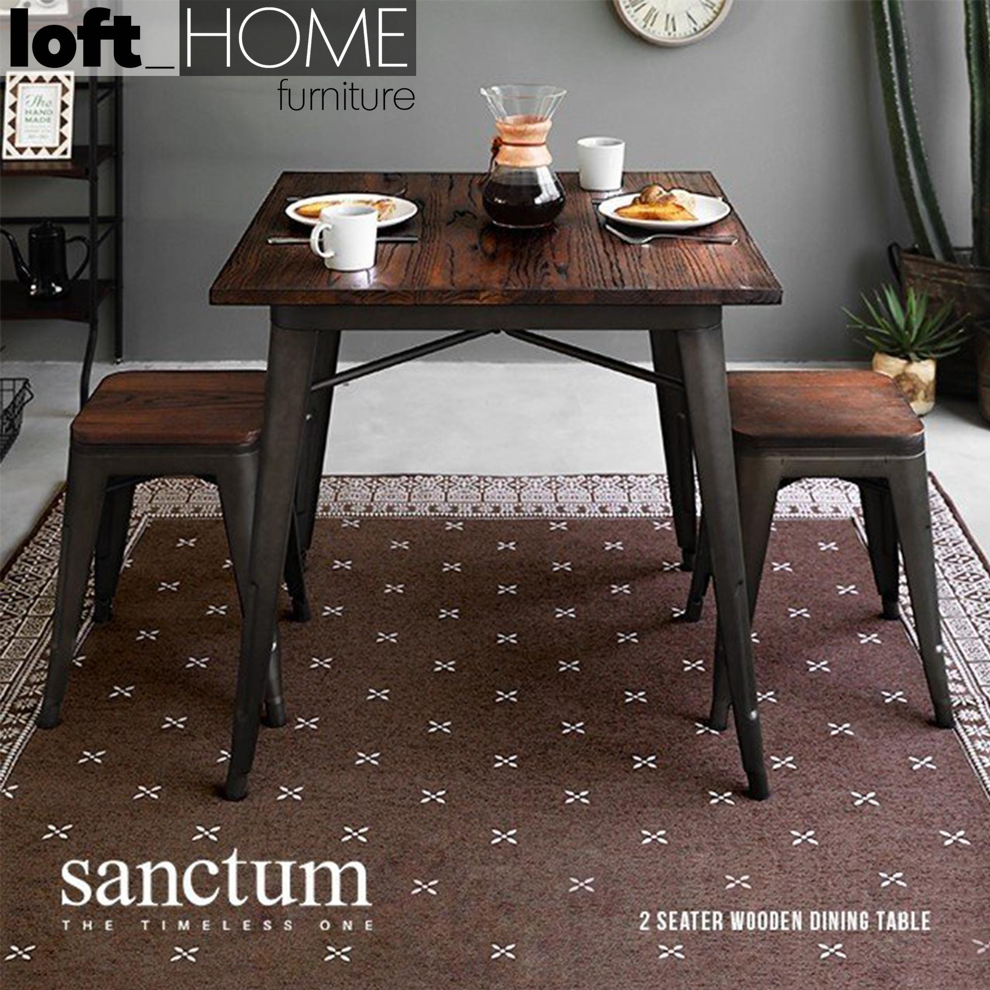 Dining Table Square  - Sanctum