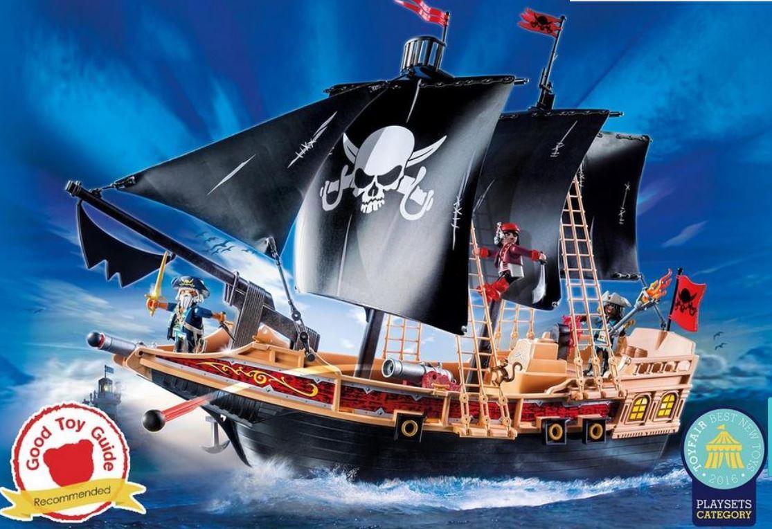 Playmobil Pirate Raider Ship