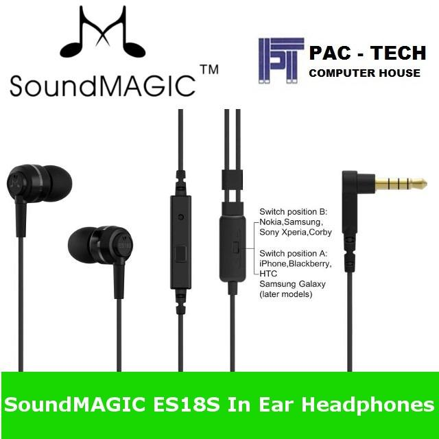 Price Compare Soundmagic Es18S In Ear Isolating Earphones With Mic
