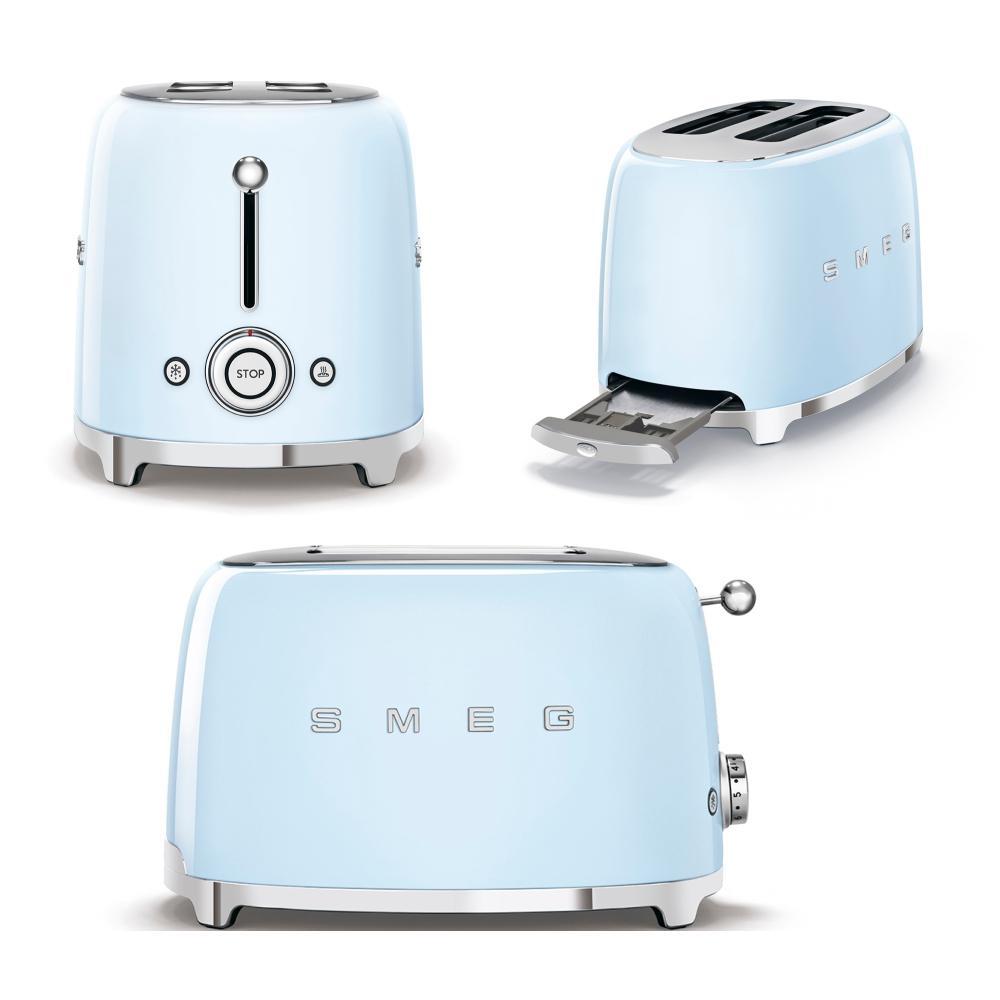SMEG Toaster BLUE