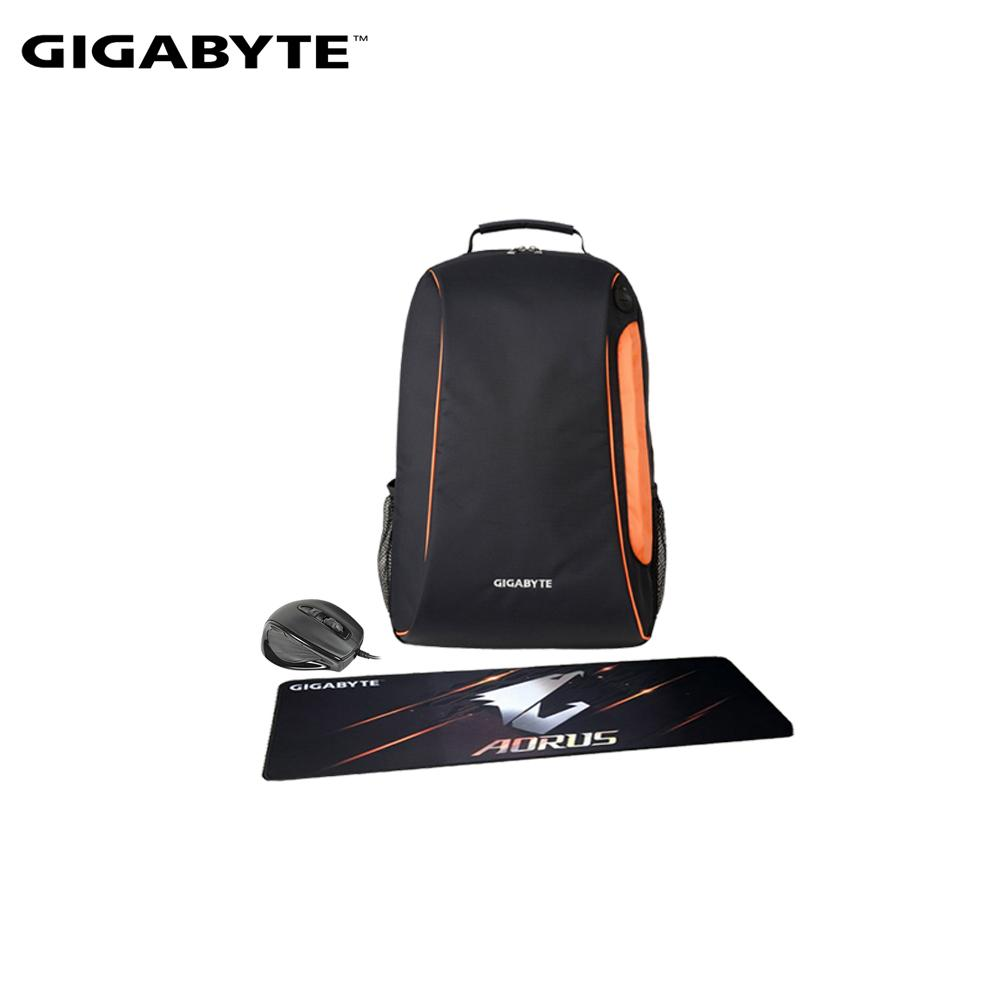 Gigabyte 3-in-1 accessories bundle for Sabre