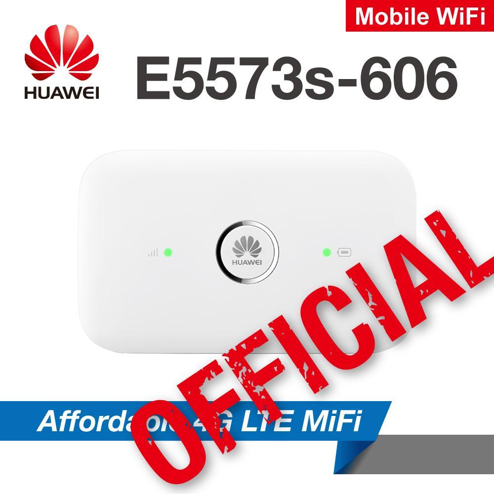Latest Huawei Shop Mobile Wi Fi Hotspots Products Enjoy Huge Mifi Modem Wifi 4g E5577 Unlock All Operator Best Seller E5573s 606 E5573 Router Portable Black