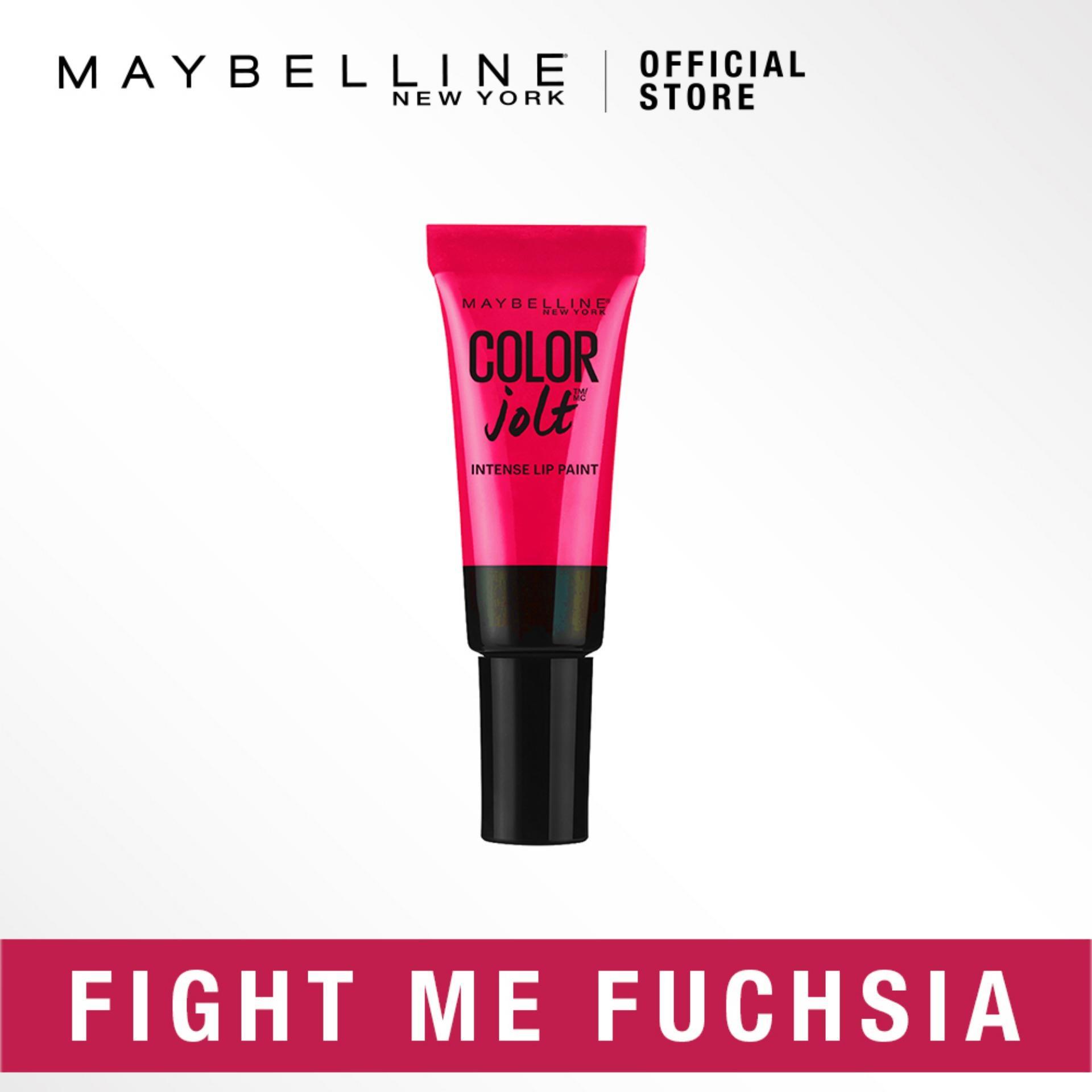 Maybelline Lip Studio Color Jolt Shiny By Maybelline.
