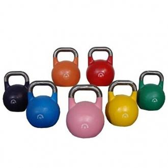 Jiji Competition Kettlebell /8kg/12kg/16kg/20kg/24kg/28kg/32kg - Workouts / Home Training / Weight / Gym / Exercise / Fitness / Sports / Muscle (sg) By Jiji Sports.
