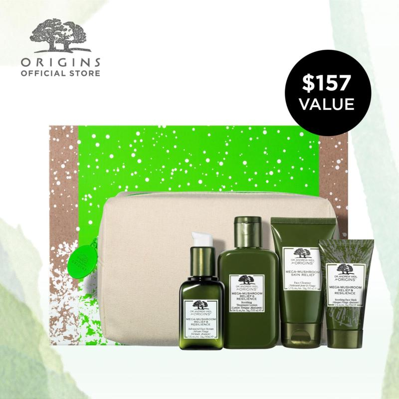 Buy Origins Mega-Mushroom Skin Relief (Worth $157) Singapore